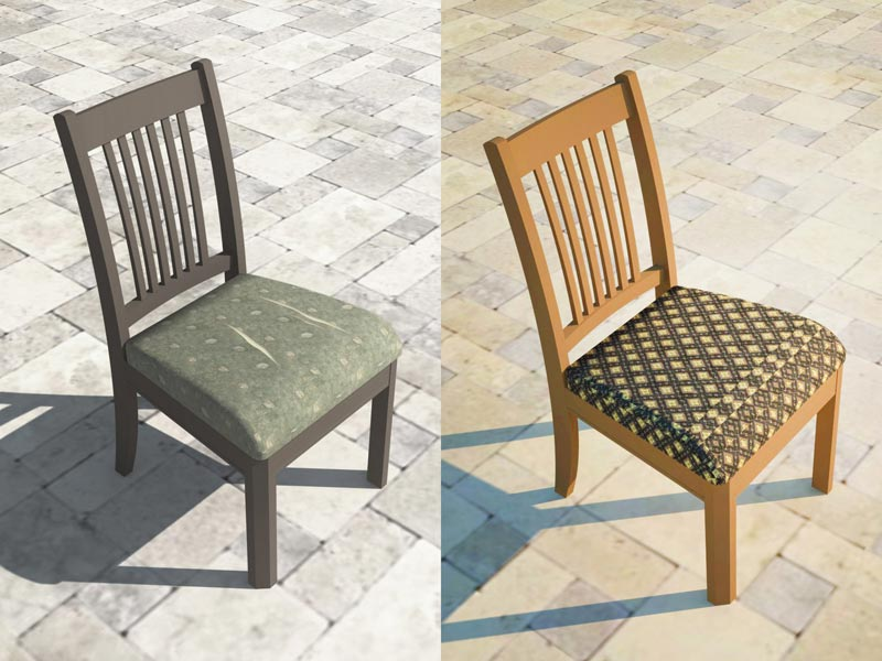 dining chairs choose fabric