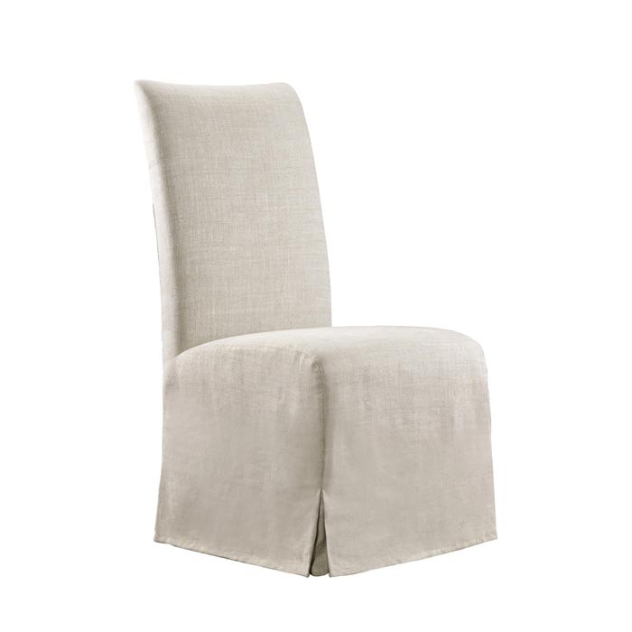 dining chairs fabric covered
