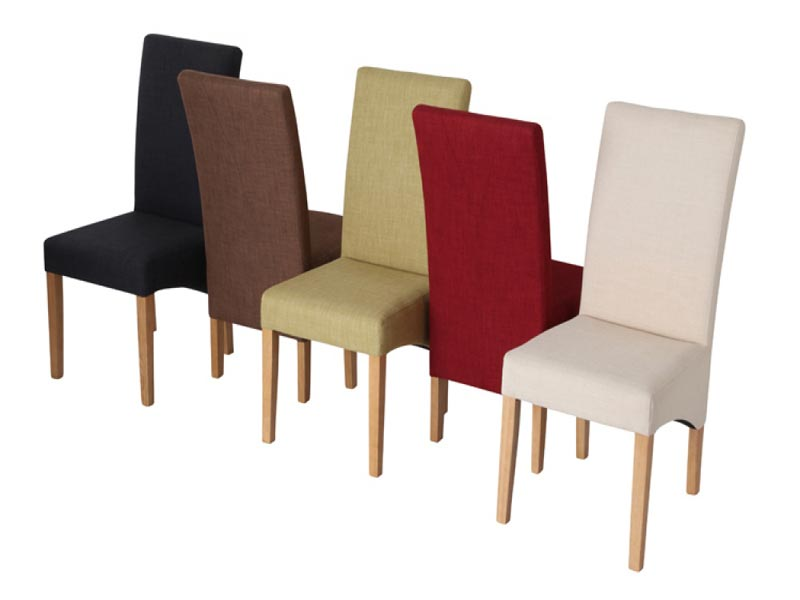dining chairs fabric