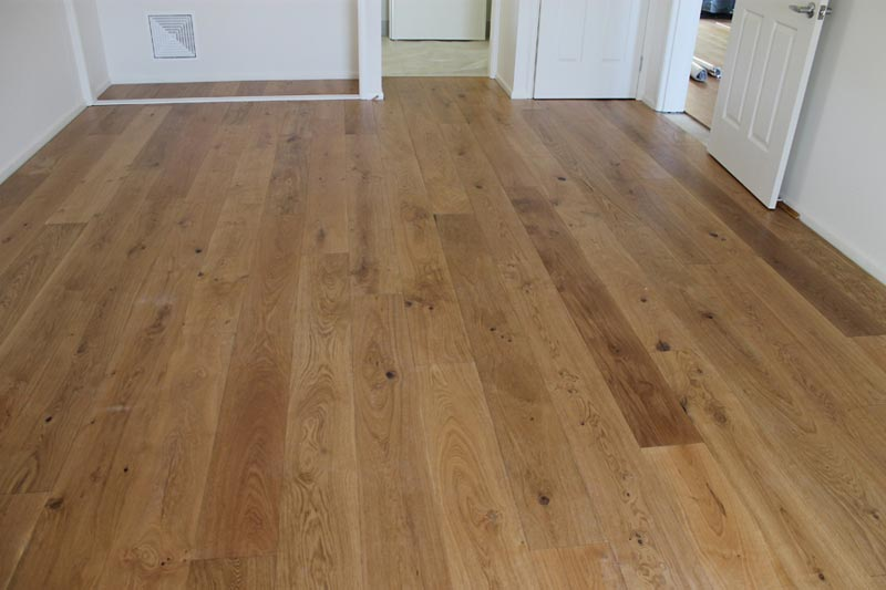 engineered oak flooring wickes