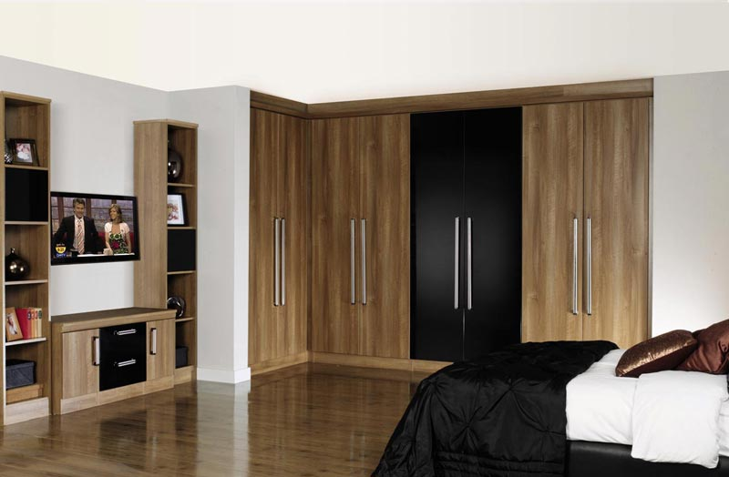 fitted wardrobes for bedrooms