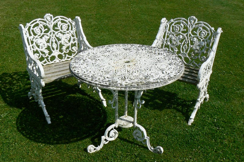 holloways antique garden furniture