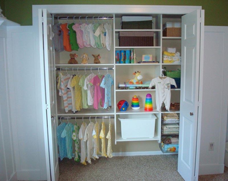 how to build a closet organizer cheap
