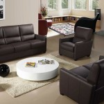 : italian leather recliner sofa set