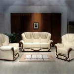 : italian leather sofa and chairs