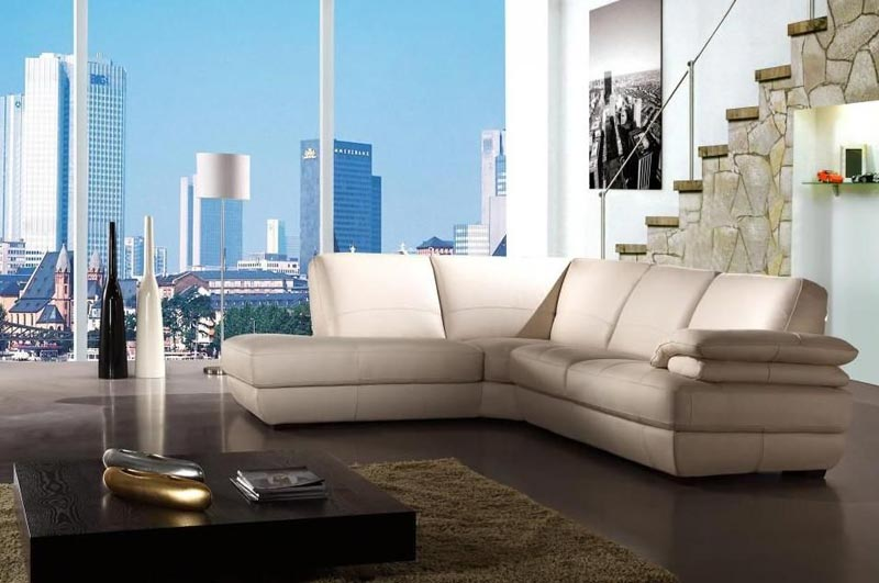 Italian Leather Sofa Atlanta