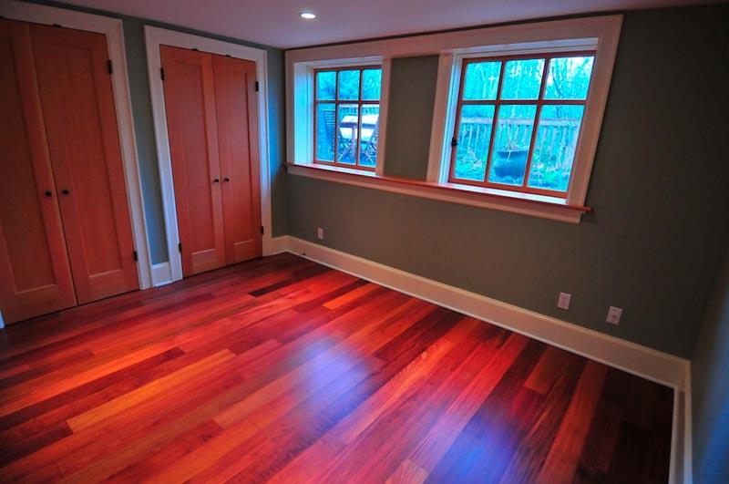 mahogany flooring care