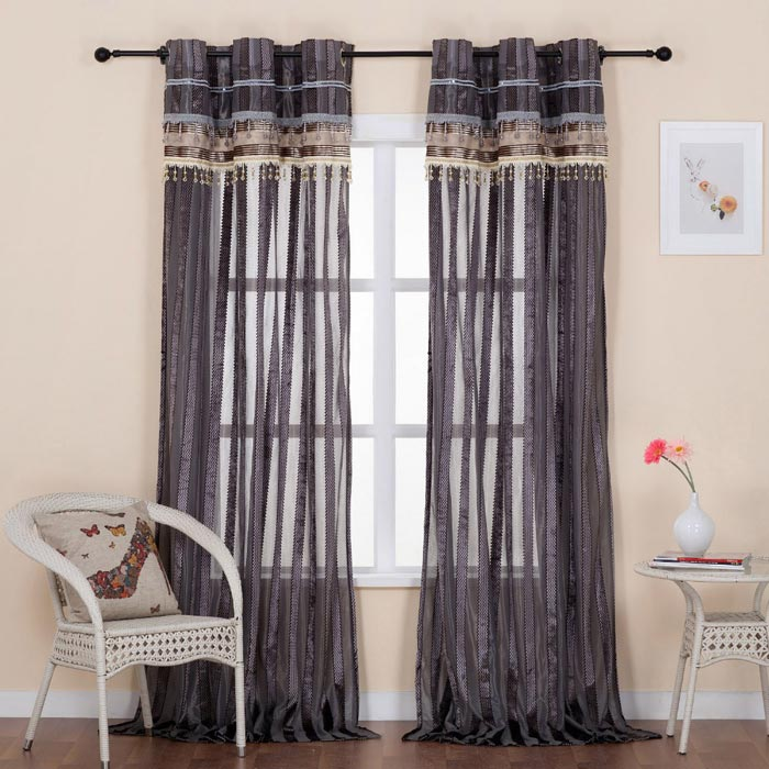 sheer curtains 36 inch length