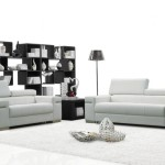 : soho italian leather sofa set