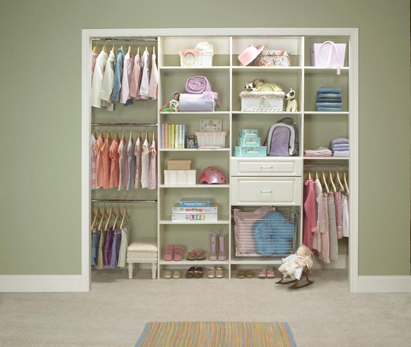 storage closet design ideas