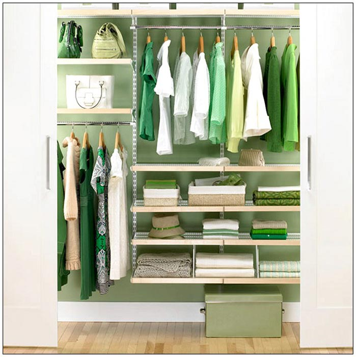 storage closet organization ideas