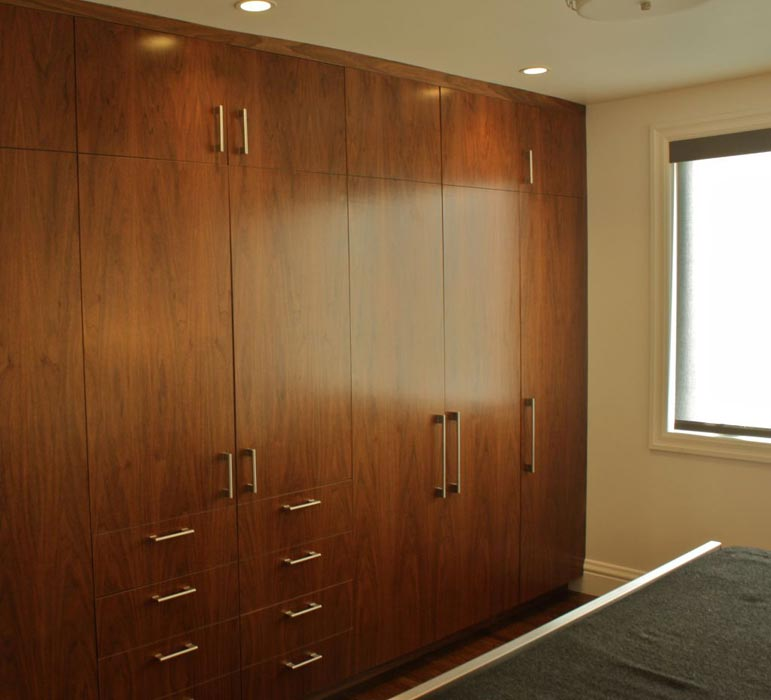 Wardrobes Designs For Bedrooms In India