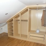: wardrobes for attic bedrooms