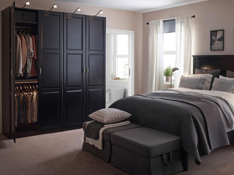 Wardrobes For Bedrooms At Ikea