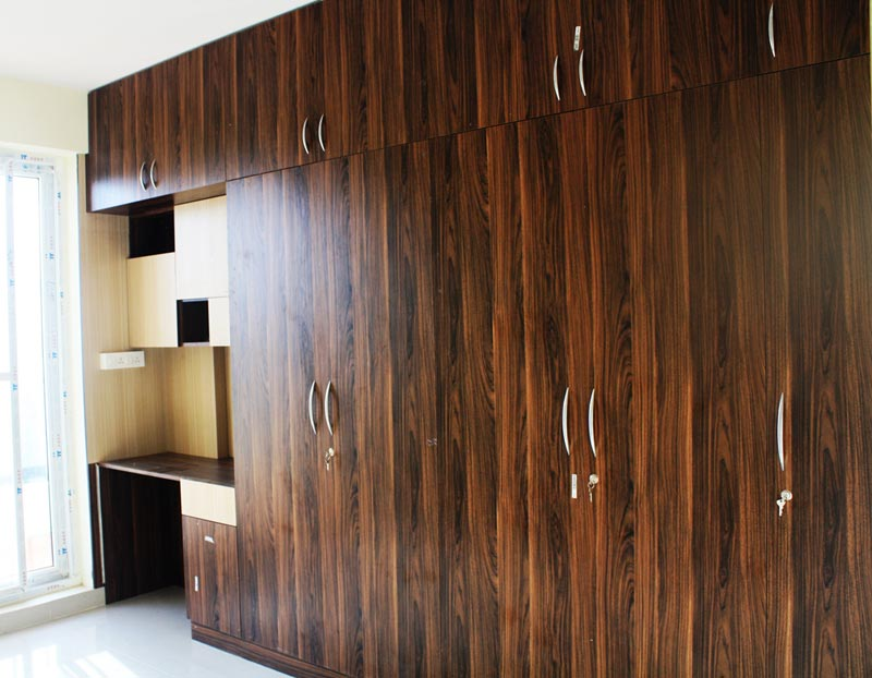 Wardrobes For Bedrooms In Bangalore