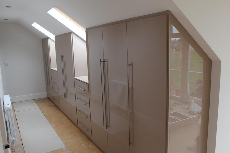 Wardrobes For Bedrooms With Eaves