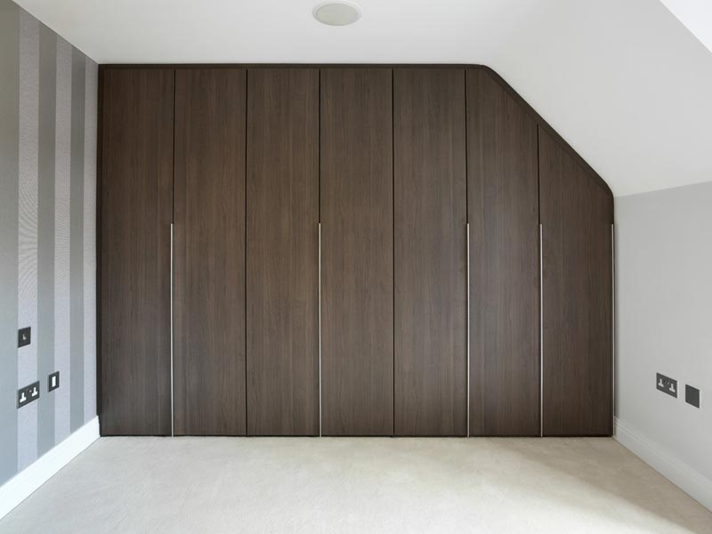 Wardrobes For Loft Bedrooms