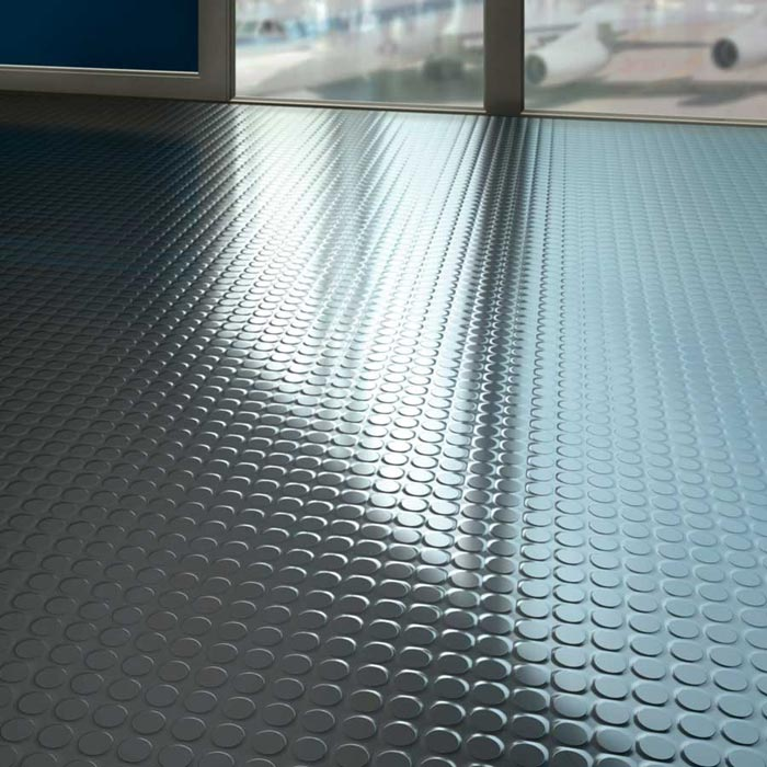 bathroom rubber flooring sheet