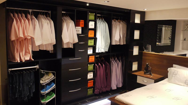 bedroom closet cabinet design