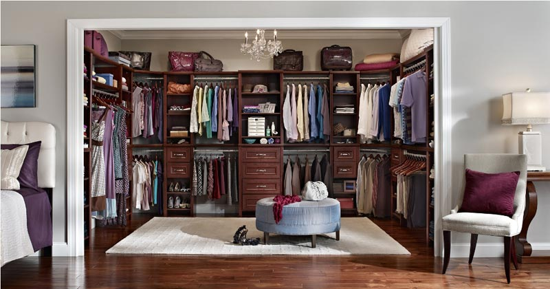 best ideas for closet organization
