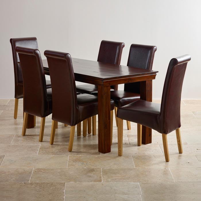 dining table and 6 chairs finance