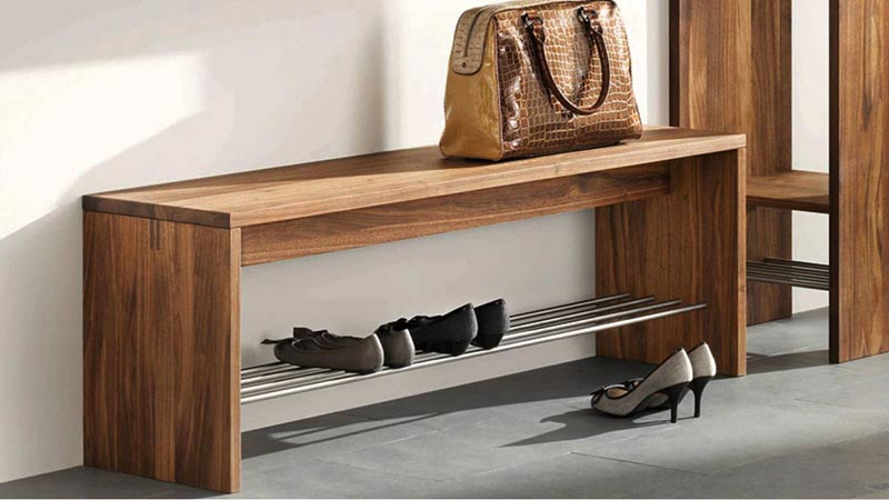 shoe storage bench seat australia