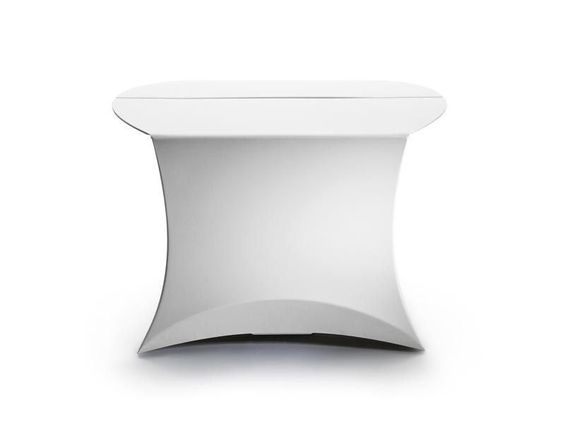 small–white coffee table