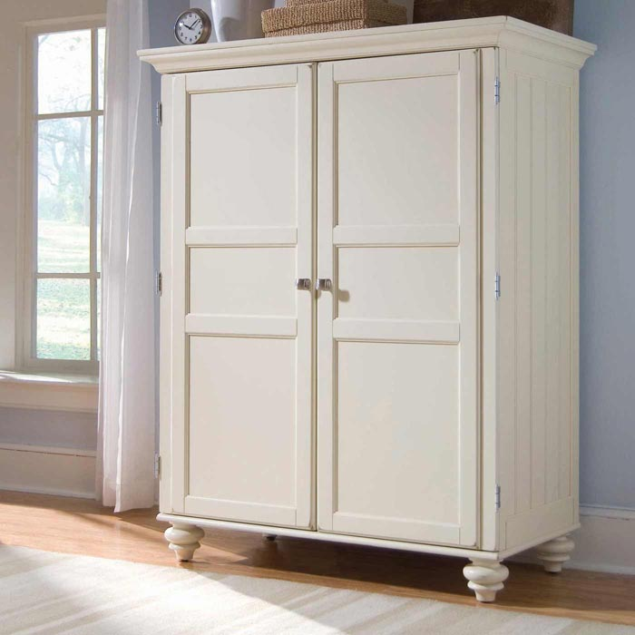 : white armoire bedroom furniture