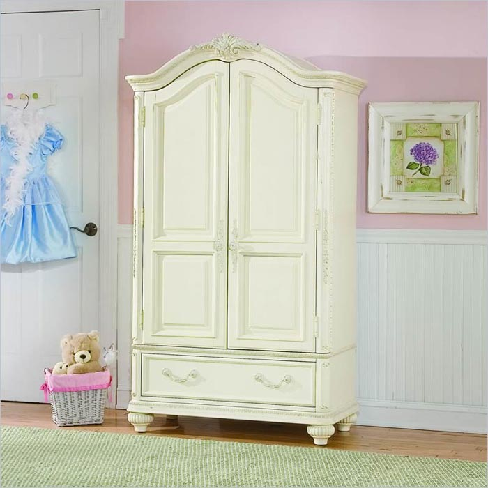 : white armoire wardrobe bedroom furniture