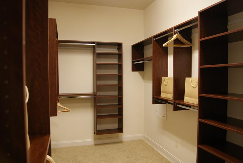 average cost of custom closet systems