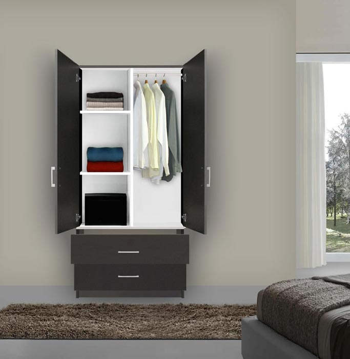 Bedroom Armoire Wardrobe Closet6