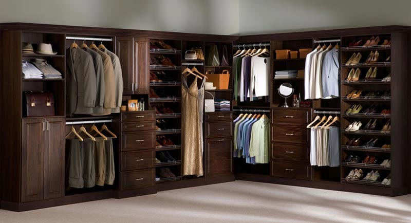 best custom closet systems