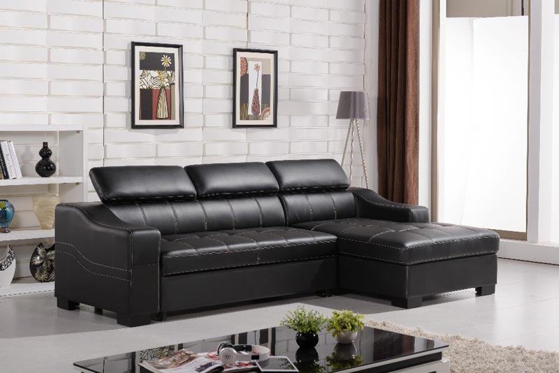 : buy leather sofa set online