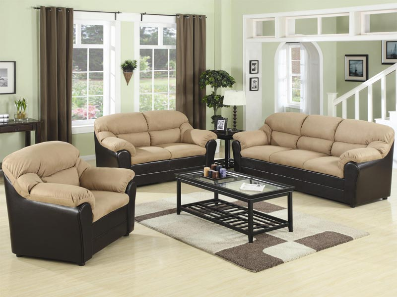 : cheap leather couch sets