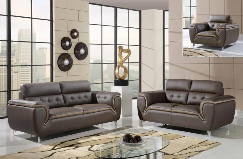 : cheap leather living room sets