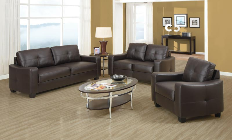 Cheap Leather Sofa Sets For Sale