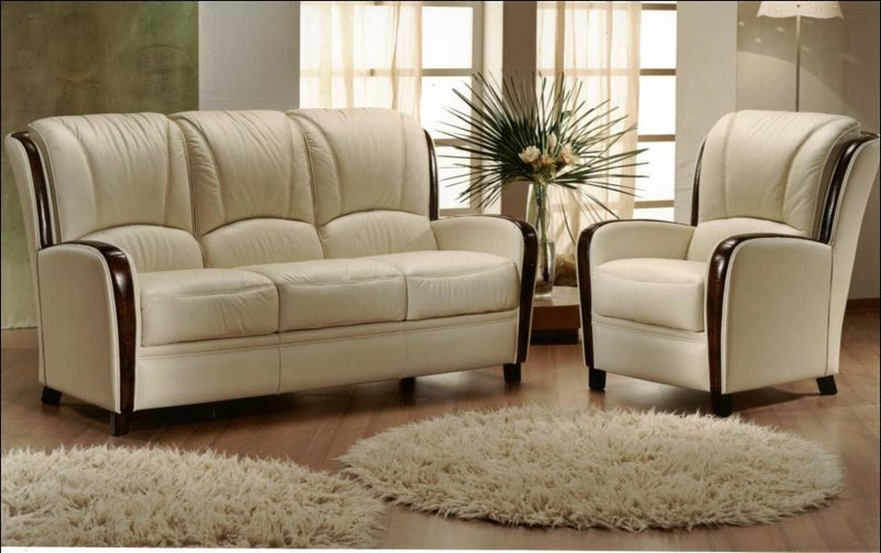 : cheap leather sofas sets uk