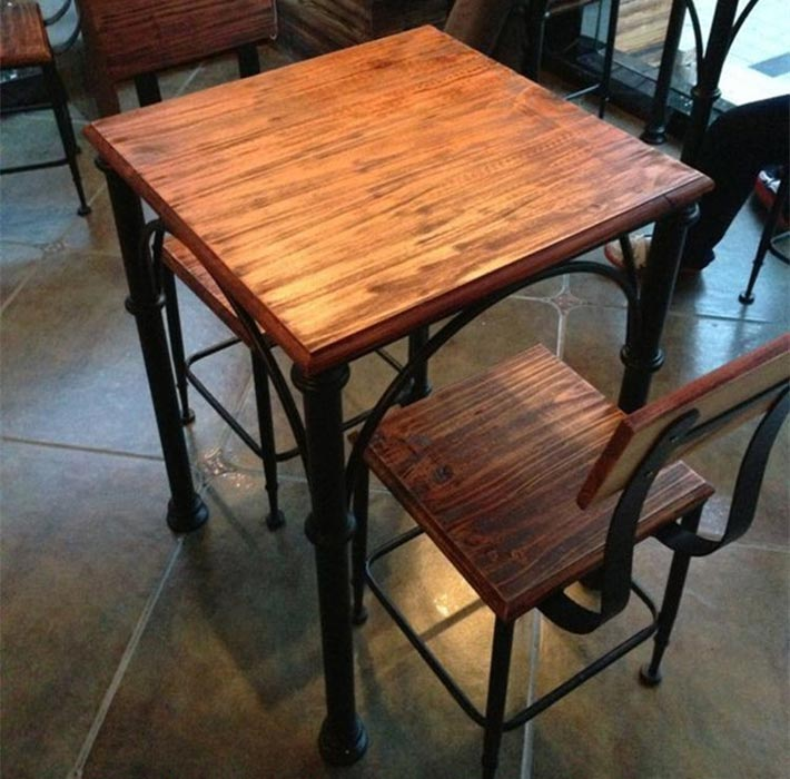 coffee shop tables uk
