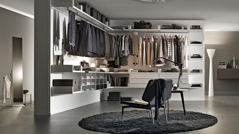 lema walk in closet systems
