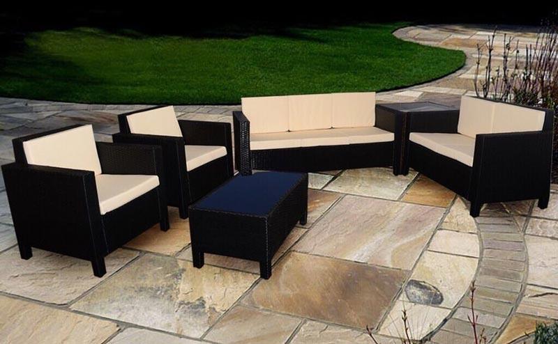 lister garden furniture prices