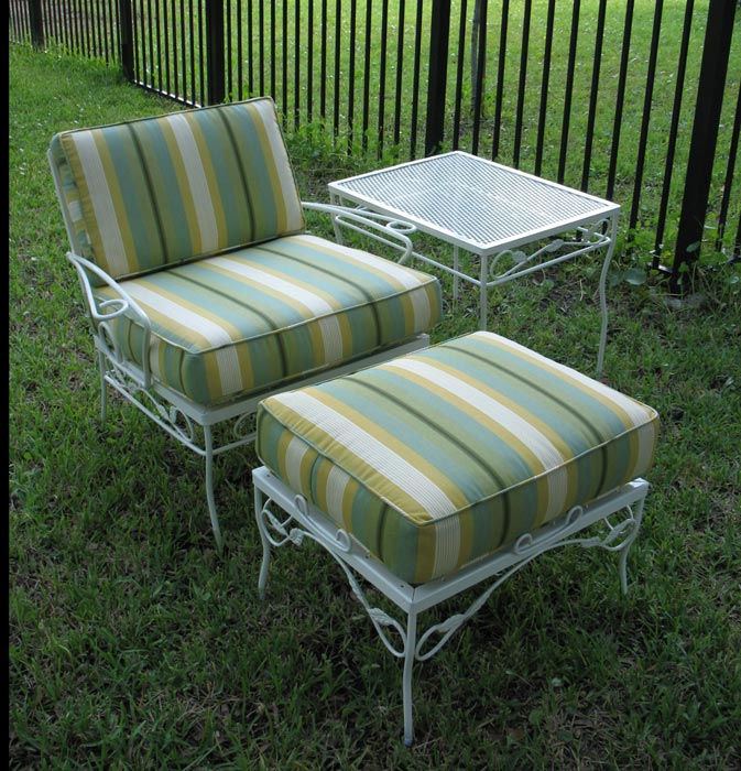 outdoor bench chair cushions