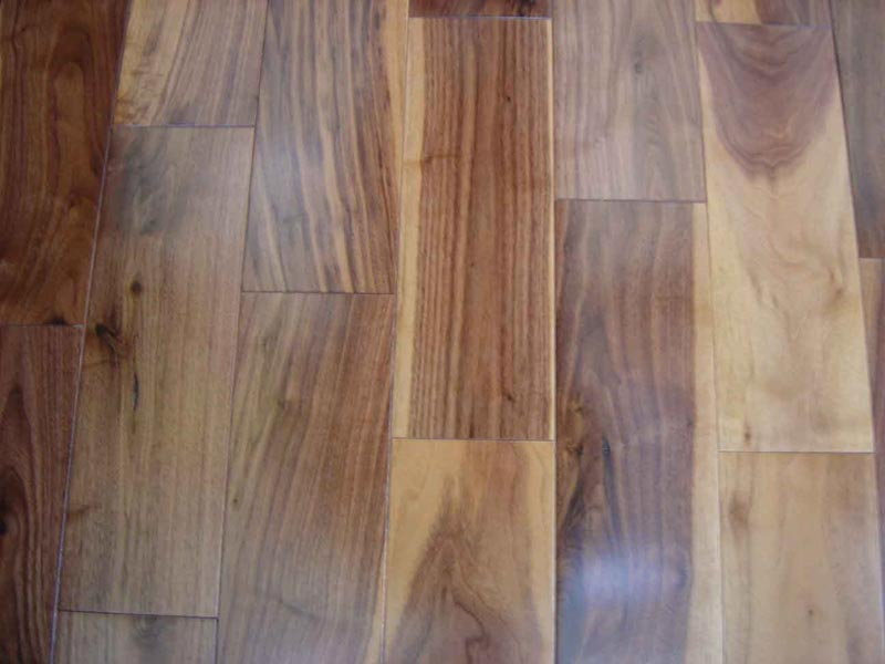 semi solid walnut flooring