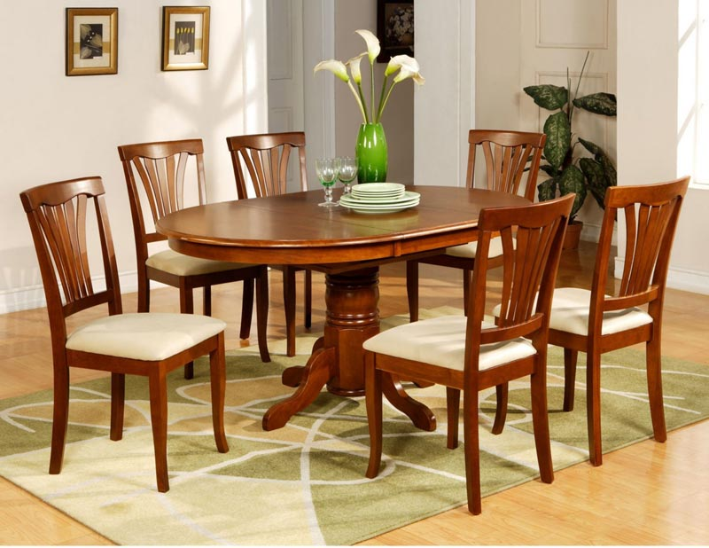set 6 dining room chairs