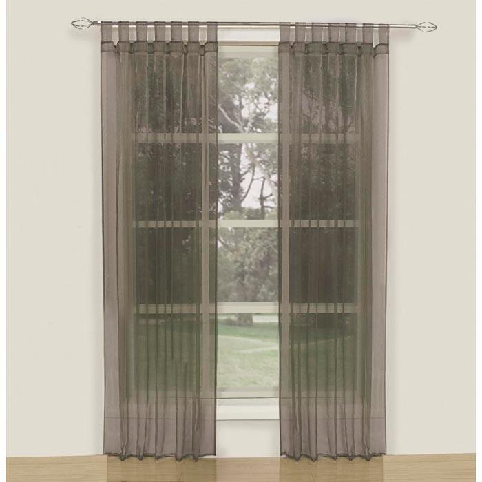 sheer curtains 3 metre drop