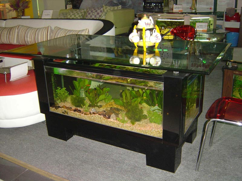 cheap coffee table fish tank for sale