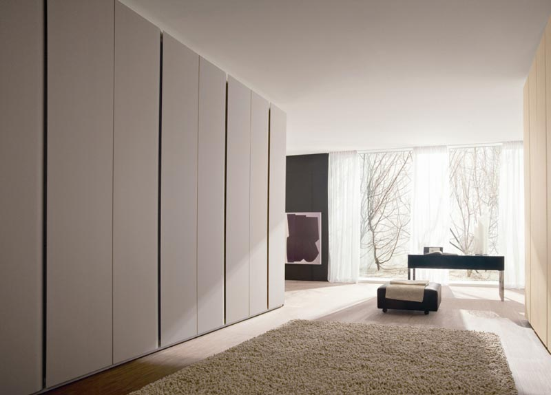 : large bedroom wardrobes uk