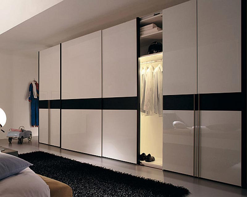 : large bedroom wardrobes