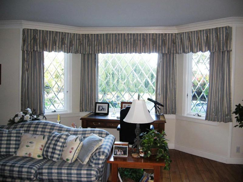 target window treatments valances