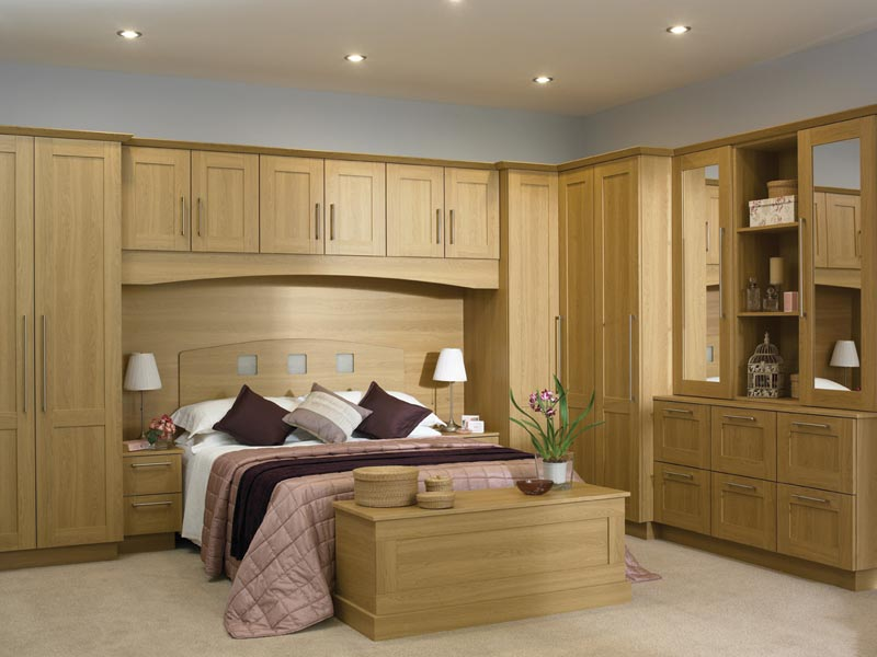 : bedroom fitted wardrobes designs