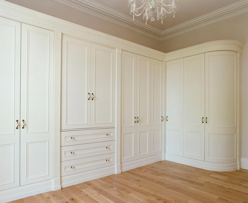 : bedroom fitted wardrobes dublin